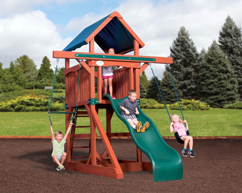 Backyard Adventures Play Sets - Backyard Adventures Iowa