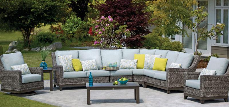 Ratana Wicker Outdoor Furniture - Backyard Adventures Iowa