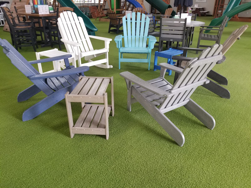 Breezesta Recycled Poly Outdoor Furniture - Backyard ...